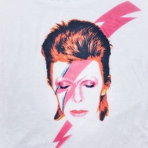 Tops - David Bowie vintage style top